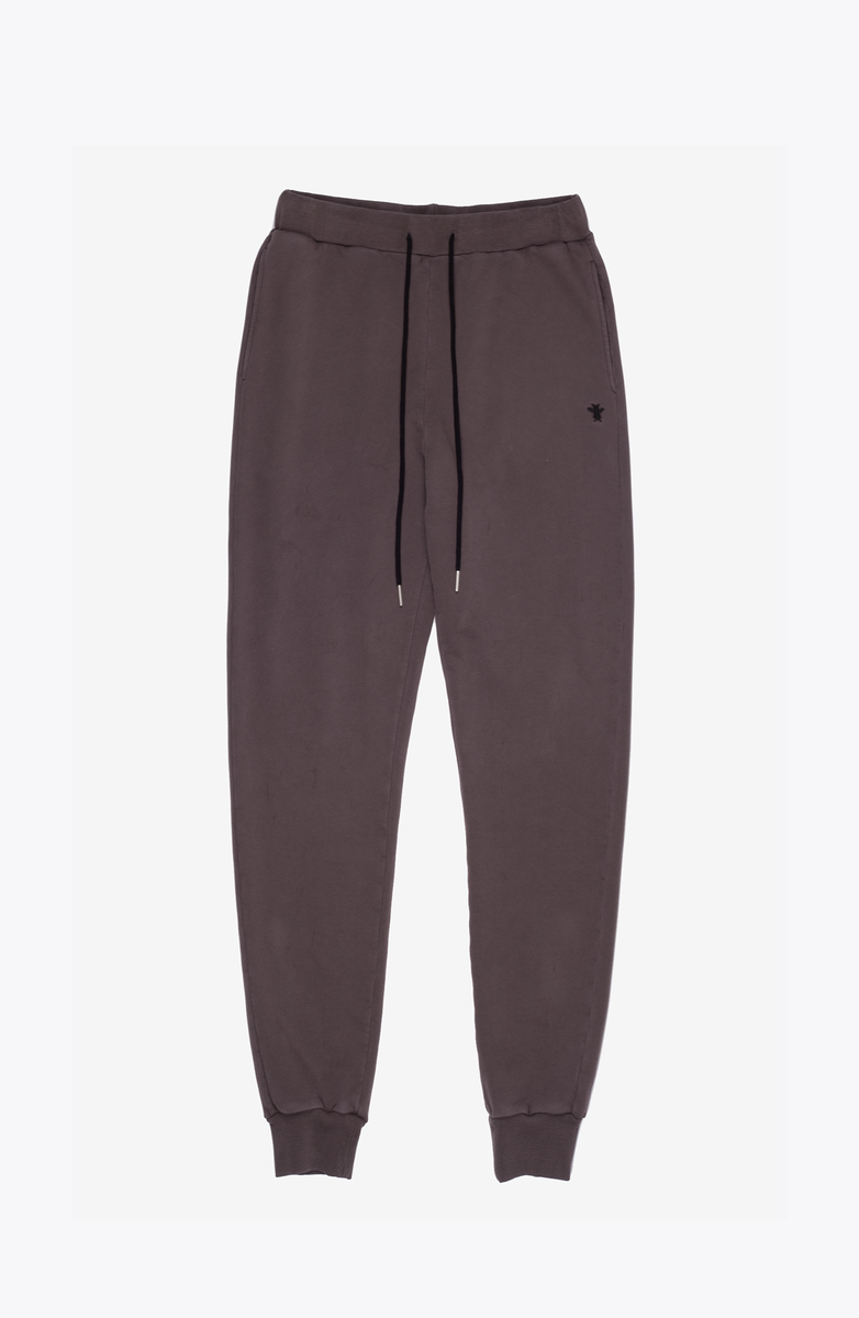CHARCOAL COZY SWEATPANTS