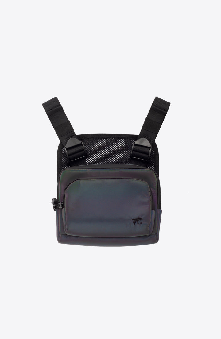 IRIDESCENT CHEST PACK