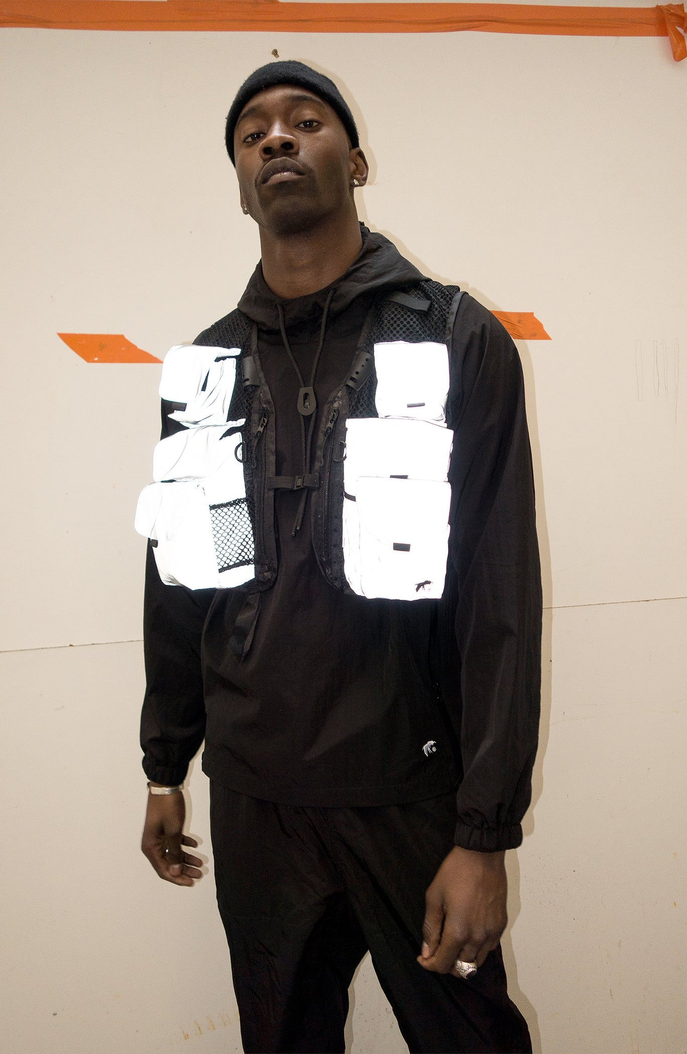REFLECTIVE ESCAPE UTILITY VEST