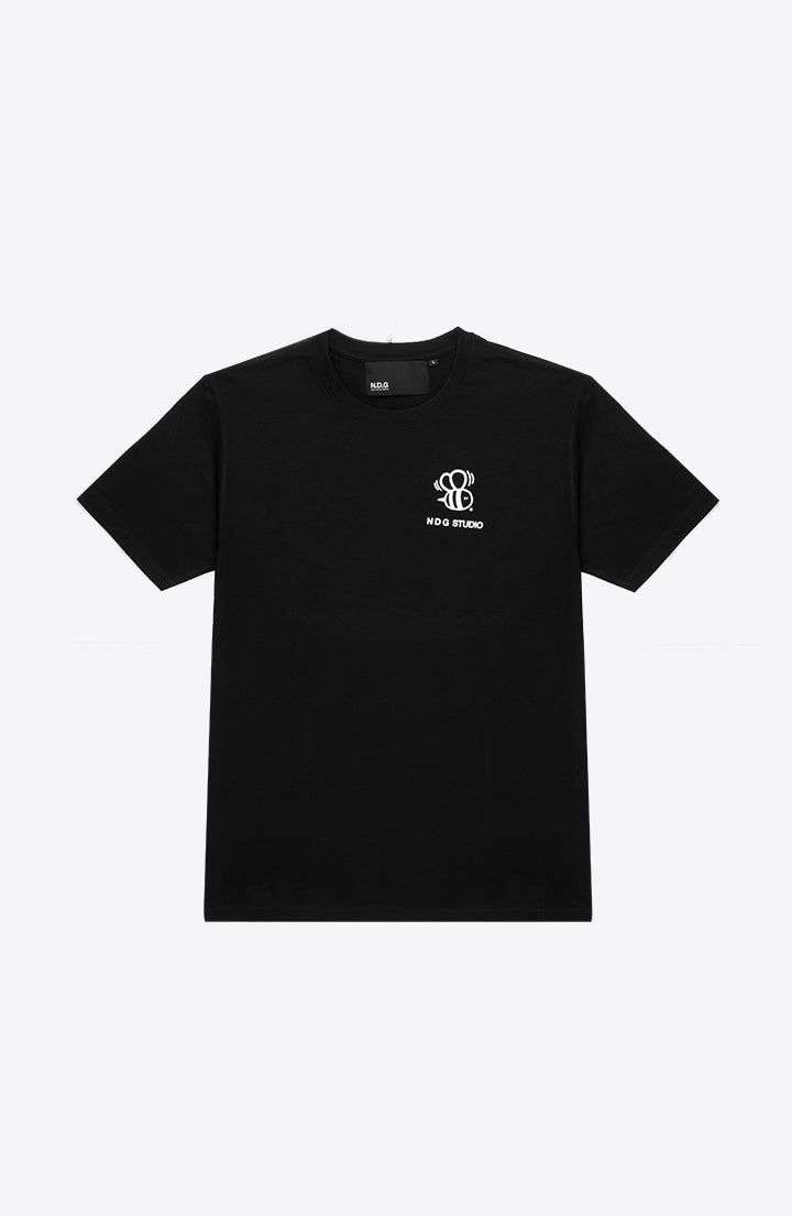 BLACK STUDIO LABEL TEE