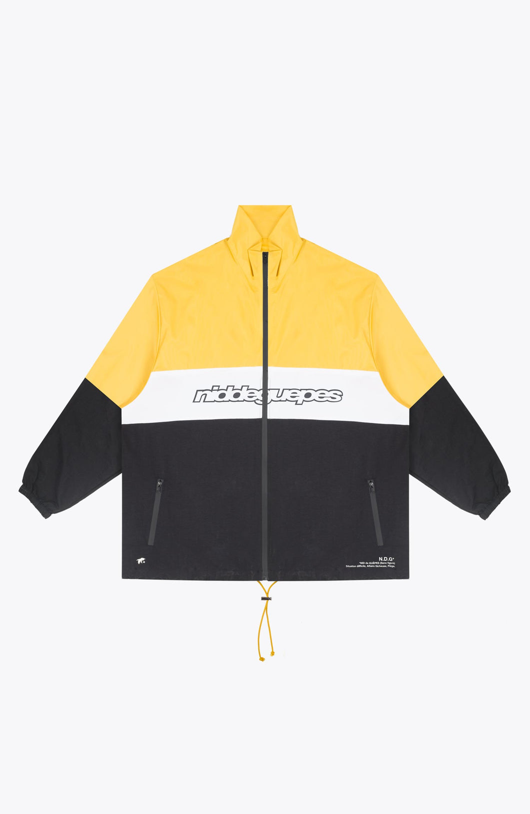escape windbreaker v2 - yellow