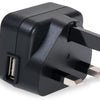 USB UK Power Adapter