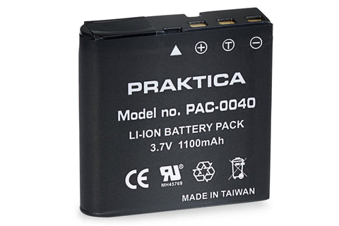 PAC-0040 DVC 5.10 Lithium-ion Battery