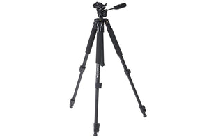 Aluminium 3 Section Tripod