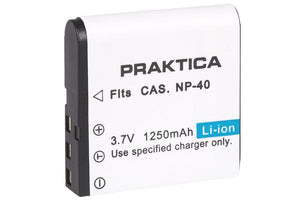 NP-40 Lithium Ion Camera Battery