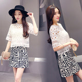 Fashion skirt & top