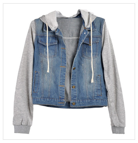 Fashion girl jacket
