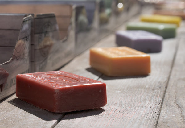 natural soaps are eco friendly