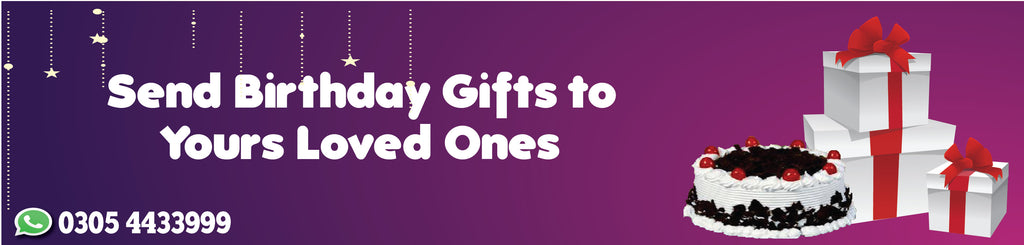 Send Gifts To Pakistan Same Day Gift Online
