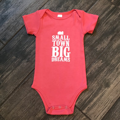 Small Town Onesie - Girl