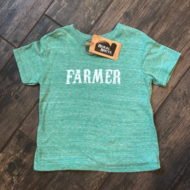 Kiddos Farmer - Green