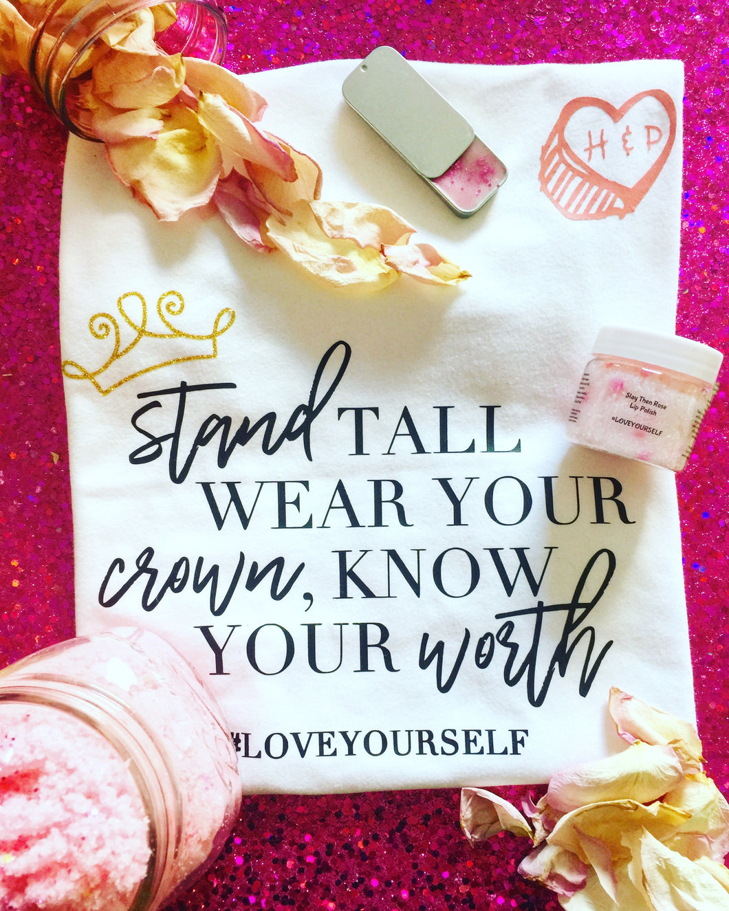 #LOVEYOURSELF Spoil Me Kit