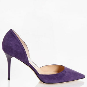 Jimmy Choo EUR 36.5 Addison Womens Leather d'Orsay Pumps ADDISONSUE