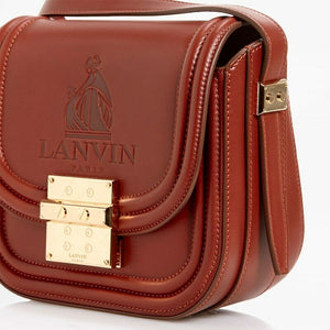 Lanvin Lala by Lanvin Leather Small Crossbody