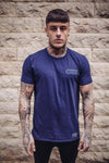 Elite T Shirt - (Navy Blue)
