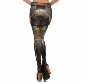 Original Leggings Collant Bas Extensible Original Fantaisie fashion