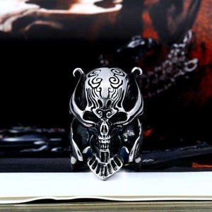 Bague Demon Fashion