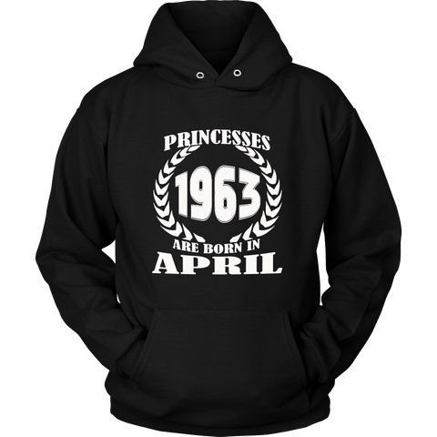 PRINCESSES 1963 ARE BORN IN APRIL