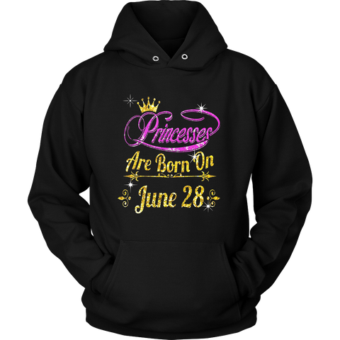 PRINCESSES ARE BORN ON JUNE 28