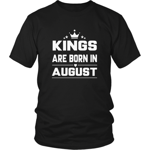 KINGS ARE BORN IN APRIL KING