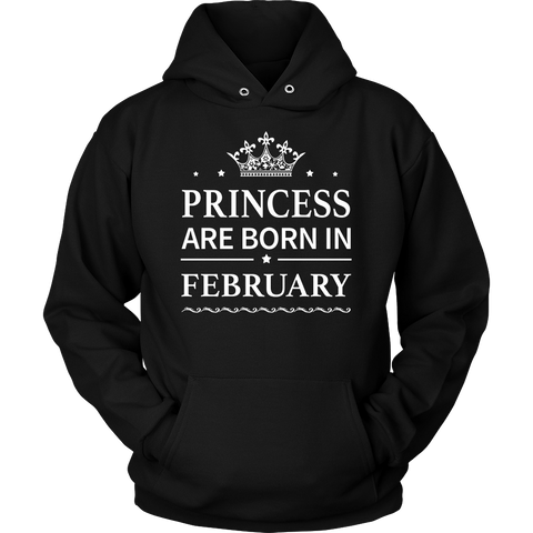 Princess are born in April t shirt