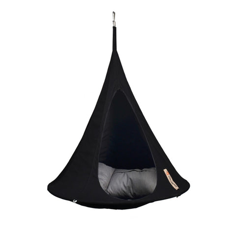 CACOON DOUBLE - BLACK