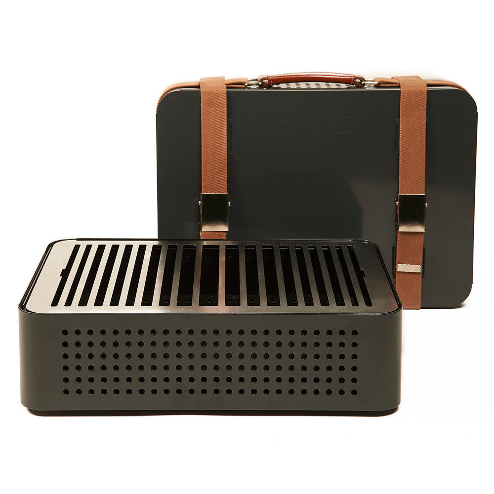 Mon Oncle Portable Barbecue - Grey