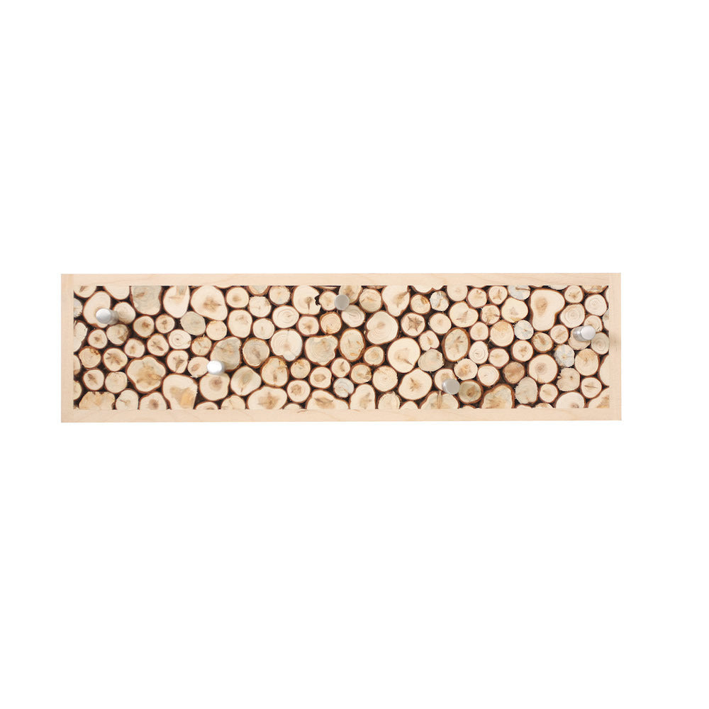 Juniper Coat Hook - Juniper/Birch