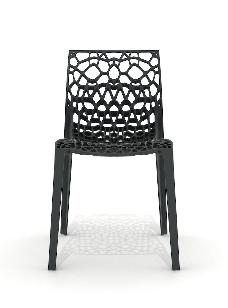 CORAL CHAIR - ANTHRACITE