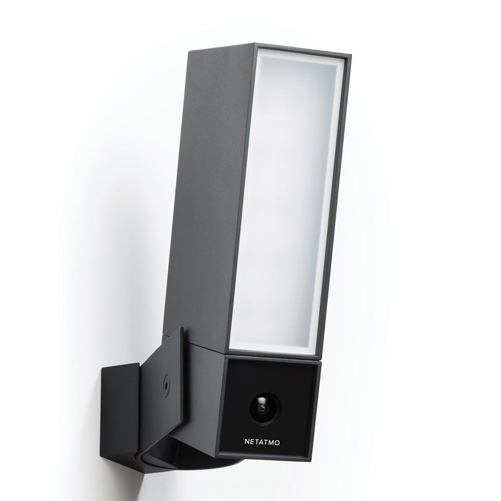 Netatmo Presence - Outdoor Security Camera with the Detection of People, Vehicles and Animals with iPhone app.