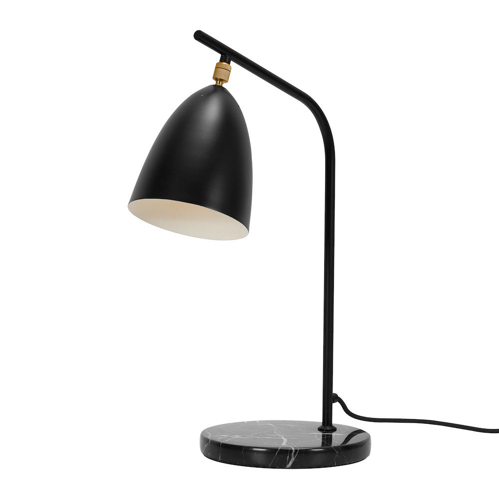 "Table Lamp ""Mel"" - Matte Black"