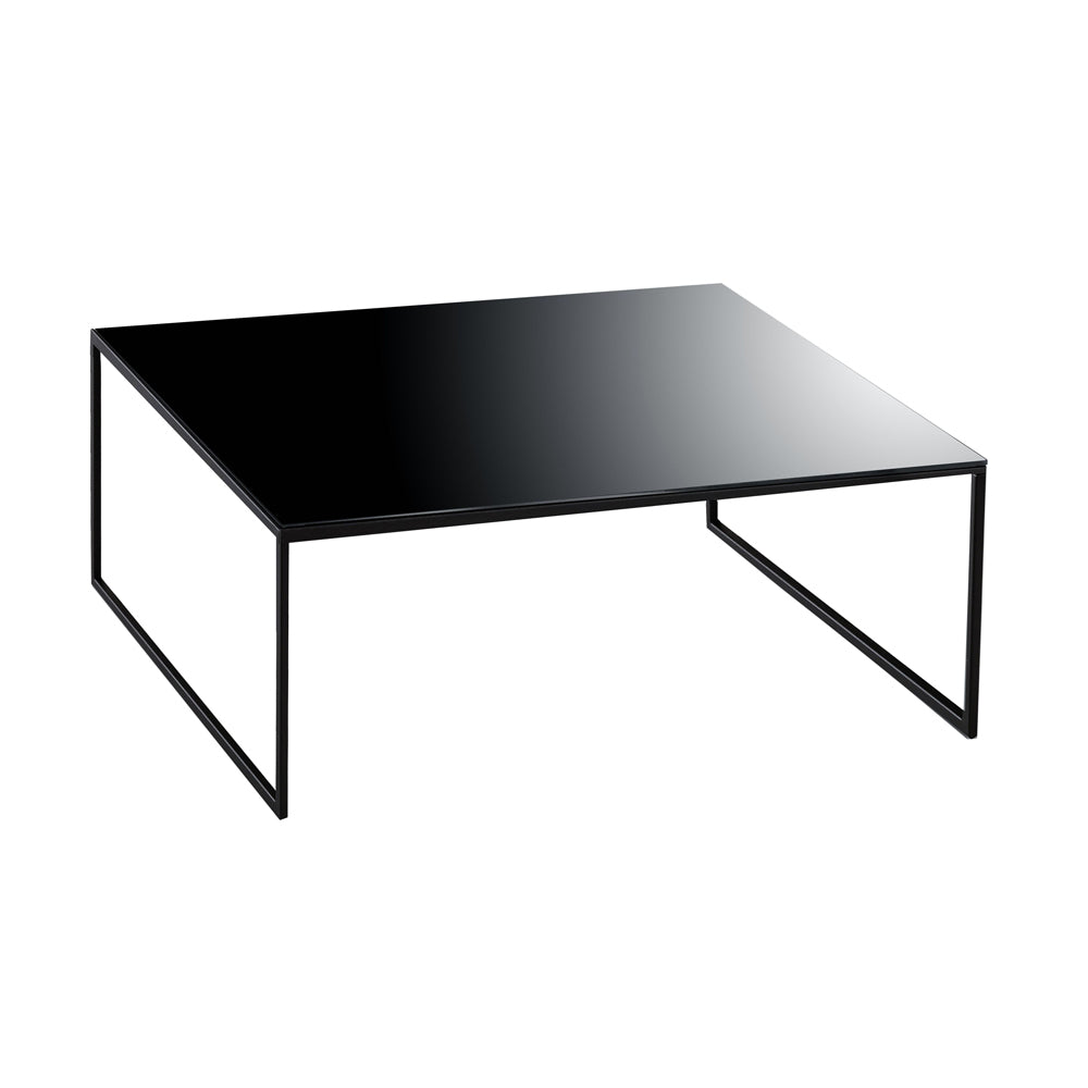 Coffee Table H15/2 - White or Black Glas