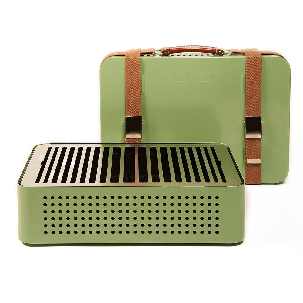 Mon Oncle Portable Barbecue - Green