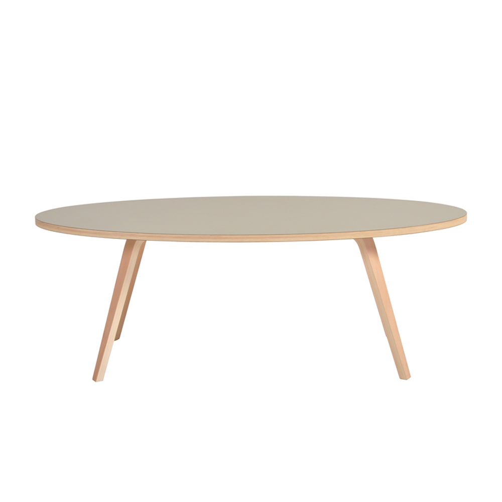 Arvika Oval Coffee Table - Green
