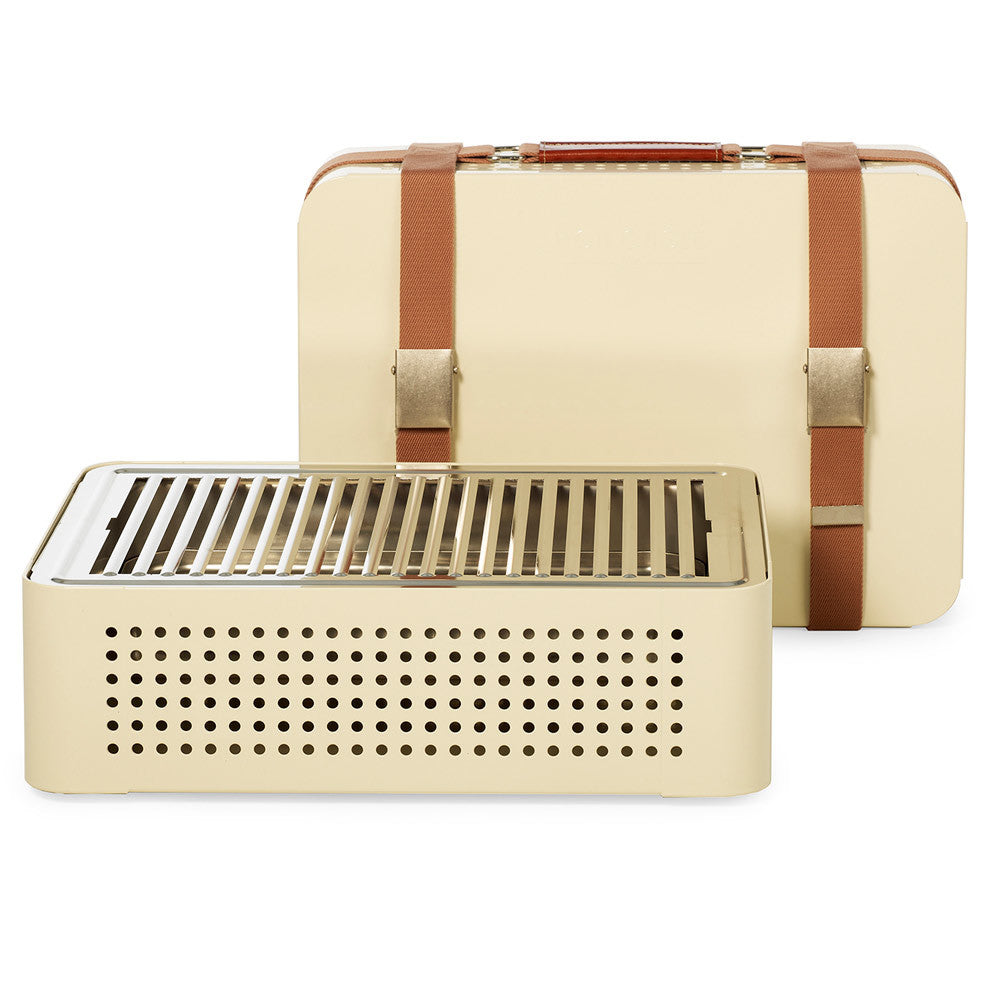Mon Oncle Portable Barbecue - Cream