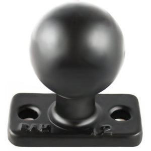 "RAM 1"" x 2"" Rectangle Base with 1.5"" Ball - Gizmobusters"