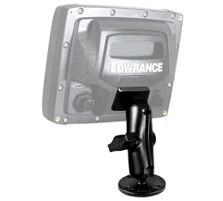 "RAM 1"" Ball Marine Electronic ""LIGHT USE"" Mount for Lowrance Elite-4 & Mark-4 Series Fishfinders - Gizmobusters"