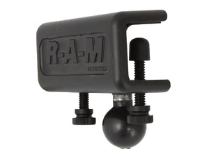 "RAM 1"" x 1"" Glareshield Clamp Base with 1"" Ball - Gizmobusters"