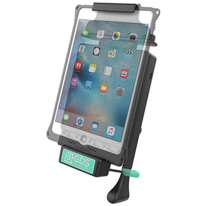 Locking Vehicle Dock with GDS Technology™for Apple iPad mini 4 - Gizmobusters