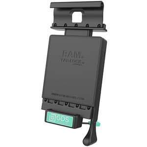 RAM Locking Vehicle Dock with GDS Technology™for the Samsung Galaxy Tab A 8.0 - Gizmobusters