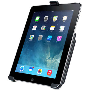 RAM EZ-ROLL'R™Model Specific Cradle for the Apple iPad 4, iPad 3 & iPad 2 WITHOUT PROTECTIVE CASE - Gizmobusters