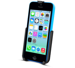 RAM Model Specific Cradle for the Apple iPhone 5c WITHOUT CASE, SKIN OR SLEEVE - Gizmobusters