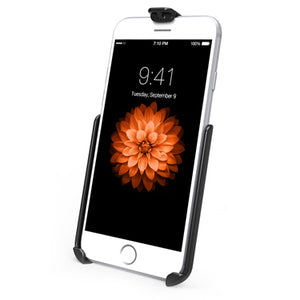 RAM Model Specific Form-Fitted Cradle for the Apple iPhone 6 WITHOUT CASE, SKIN OR SLEEVE - Gizmobusters