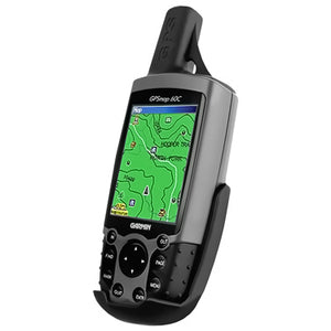 RAM Cradle for the Garmin Astro 220, GPS 60, GPSMAP 60, 60C, 60CS, 60CSx and 60Cx - Gizmobusters