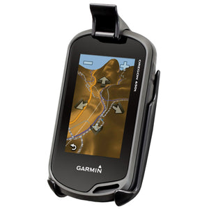RAM Cradle for the Garmin Approach G5, Oregon 200, 300, 400, 450, 550, 600 & 650 - Gizmobusters