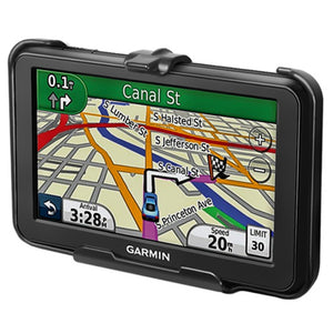 RAM Model Specific Cradle for the Garmin nuvi 50 & 50LM - Gizmobusters