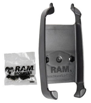 RAM Cradle Holder for the Lowrance AirMap 600C, iFinder Expedition C, Explorer, H20, H20 C, Hunt, Hunt C, Map & Music, PhD, PhD Plus & iWay 100M - Gizmobusters