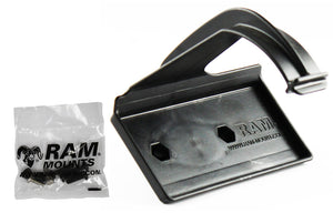 RAM Cradle Holder for the Lowrance iWay 350C - Gizmobusters