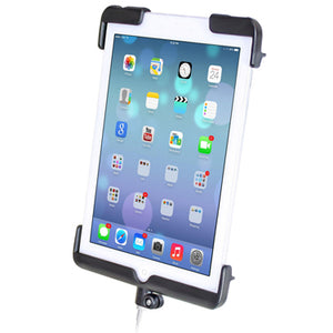 RAM Tab-Tite™Universal Spring Loaded Cradle for the iPad mini 1-3 WITHOUT CASE, SKIN OR SLEEVE - Gizmobusters