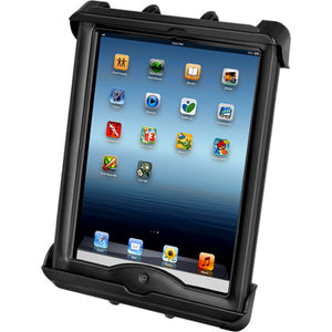 RAM Tab-Tite™Universal Clamping Cradle for the Apple iPad with LifeProof & Lifedge Cases - Gizmobusters